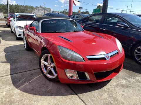 2008 Saturn SKY for sale at Direct Auto in D'Iberville MS