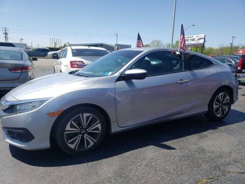2016 Honda Civic for sale at Rayyan Auto Mall in Lexington KY