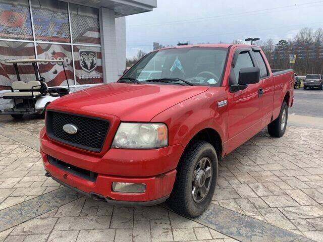 2004 Ford F-150 for sale at Tim Short Auto Mall in Corbin KY