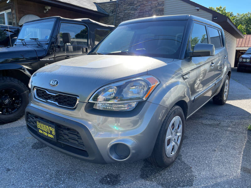 2013 Kia Soul for sale at Bobbys Used Cars in Charles Town WV