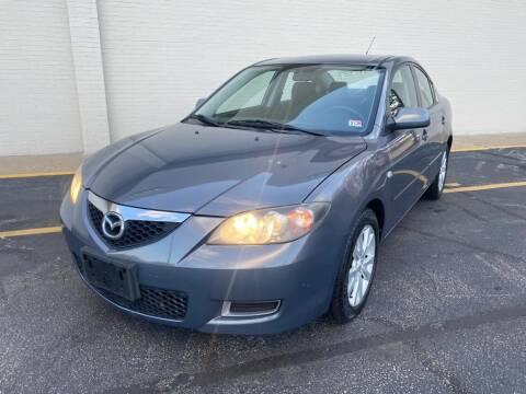 2007 Mazda MAZDA3 for sale at Carland Auto Sales INC. in Portsmouth VA