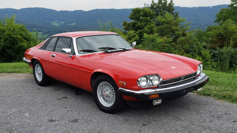 1991 Jaguar XJ-Series for sale at Rare Exotic Vehicles in Weaverville NC