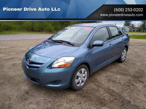 2008 Toyota Yaris for sale at Pioneer Drive Auto LLc in Wisconsin Dells WI
