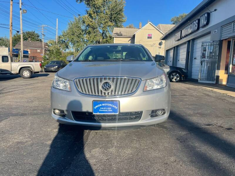 2010 Buick LaCrosse for sale at Union Motor Cars Inc in Cleveland OH