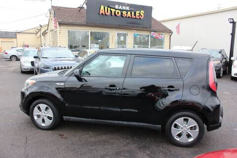 2015 Kia Soul for sale at BANK AUTO SALES in Wayne MI