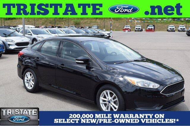 2017 Ford Focus for sale at Tri State Ford in East Liverpool OH
