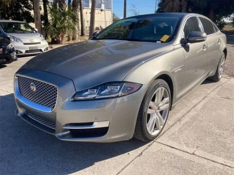 2017 Jaguar XJL for sale at Florida Fine Cars - West Palm Beach in West Palm Beach FL