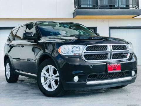 2013 Dodge Durango for sale at Avanesyan Motors in Orem UT