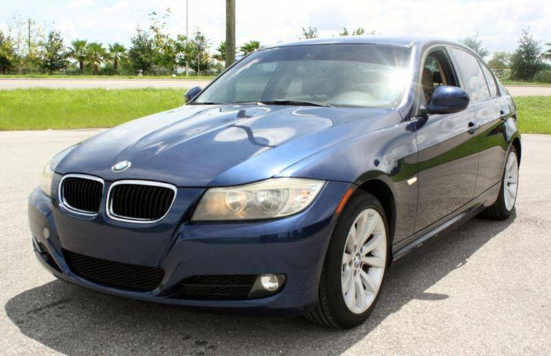 2011 BMW 3 Series for sale at FLORIDA USED CARS INC in Fort Myers FL