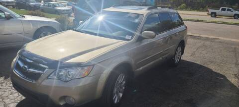 2009 Subaru Outback for sale at Steve's Auto Sales in Madison WI