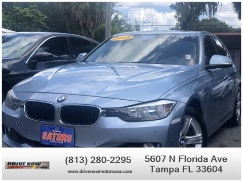 2015 BMW 3 Series for sale at Drive Now Motors USA in Tampa FL
