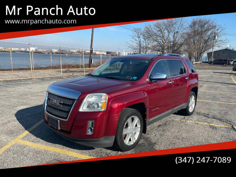 2011 GMC Terrain for sale at Mr Panch Auto in Staten Island NY
