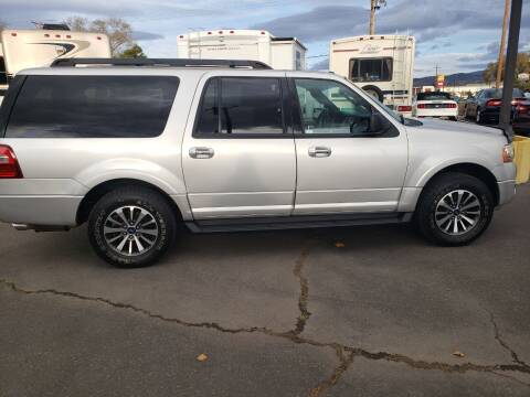 2016 Ford Expedition EL for sale at Freds Auto Sales LLC in Carson City NV