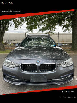 2017 BMW 3 Series for sale at Bluesky Auto in Bound Brook NJ