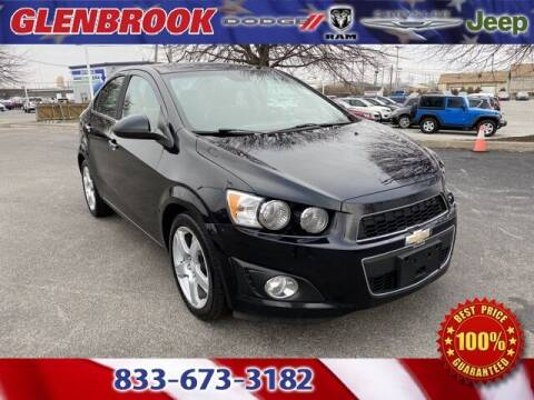 2013 Chevrolet Sonic for sale at Glenbrook Dodge Chrysler Jeep Ram and Fiat in Fort Wayne IN