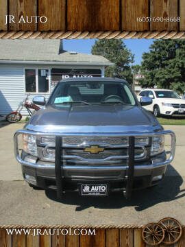 2012 Chevrolet Silverado 1500 for sale at JR Auto in Brookings SD