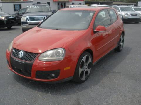 2007 Volkswagen GTI for sale at Priceline Automotive in Tampa FL