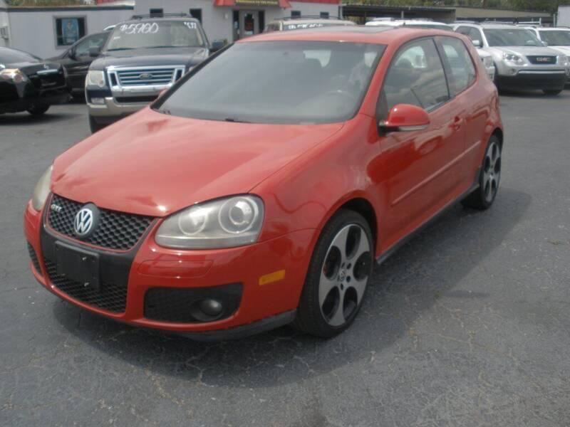 2007 Volkswagen GTI for sale at Priceline Automotive in Tampa FL