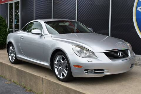2006 Lexus SC 430 for sale at Alfa Romeo & Fiat of Strongsville in Strongsville OH
