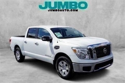 2017 Nissan Titan for sale at JumboAutoGroup.com - Jumboauto.com in Hollywood FL