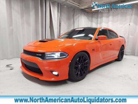 2017 Dodge Charger for sale at North American Auto Liquidators in Essington PA