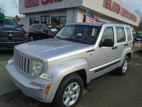 2011 Jeep Liberty for sale at Island Auto Buyers in West Babylon NY