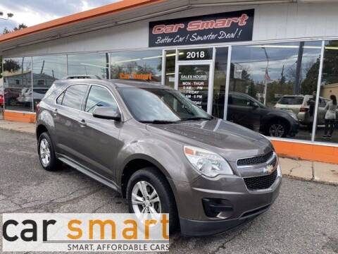 2012 Chevrolet Equinox for sale at Car Smart in Wausau WI