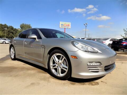 2012 Porsche Panamera for sale at Lewisville Car in Lewisville TX