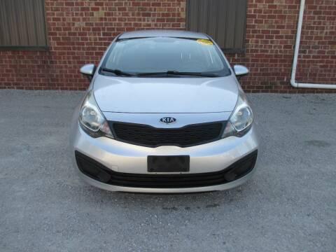2012 Kia Rio for sale at Styln Motors in El Paso IL