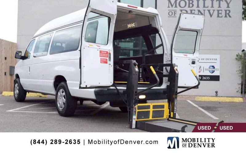 2010 Ford E-Series Cargo for sale at CO Fleet & Mobility in Denver CO