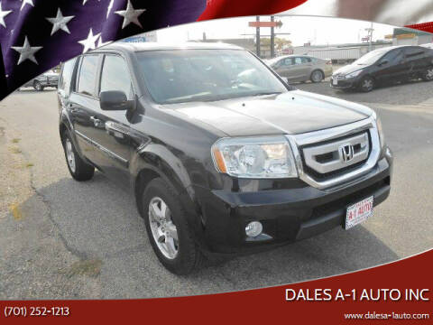 2009 Honda Pilot for sale at Dales A-1 Auto Inc in Jamestown ND