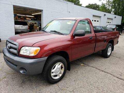 2006 Toyota Tundra for sale at Devaney Auto Sales & Service in East Providence RI