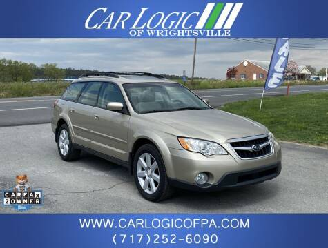 2008 Subaru Outback for sale at Car Logic in Wrightsville PA