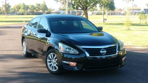 2013 Nissan Altima for sale at CAR MIX MOTOR CO. in Phoenix AZ