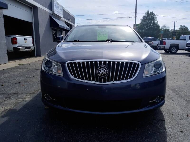 2013 Buick LaCrosse for sale at SOUTHERN AUTO GROUP, LLC in Grand Rapids MI