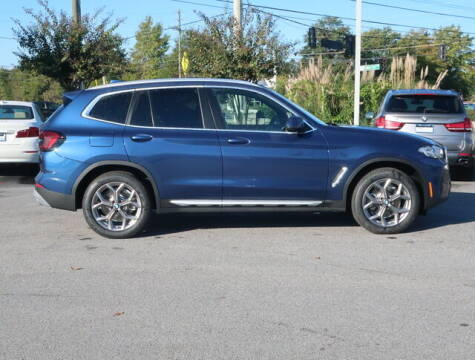 2022 BMW X3 for sale at Southern Auto Solutions - BMW of South Atlanta in Marietta GA