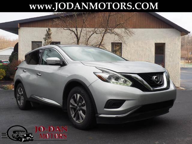 2015 Nissan Murano for sale at Jo-Dan Motors in Plains PA