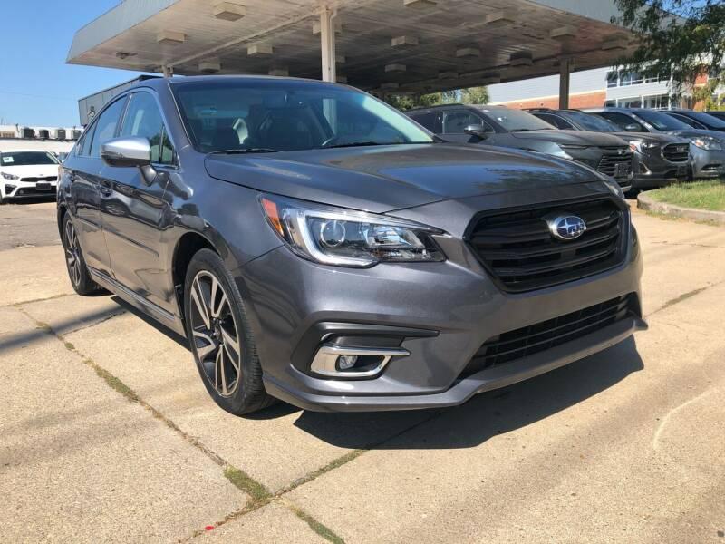 2018 Subaru Legacy for sale at Divine Auto Sales LLC in Omaha NE