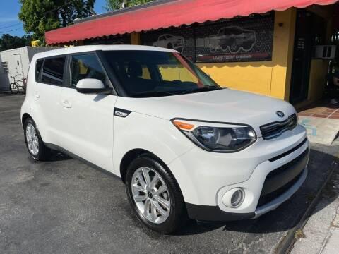 2019 Kia Soul for sale at AUTO ALLIANCE LLC in Miami FL