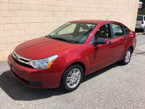 2010 Ford Focus for sale at Bill's Auto Sales in Peabody MA