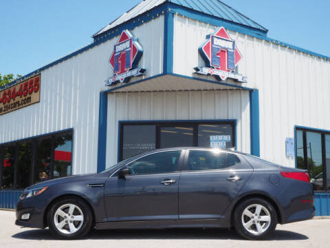 2015 Kia Optima for sale at DRIVE 1 OF KILLEEN in Killeen TX