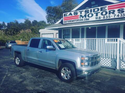 2014 Chevrolet Silverado 1500 for sale at EASTSIDE MOTORS in Tulsa OK