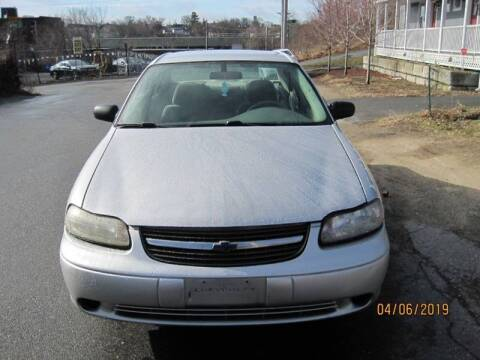 2004 Chevrolet Classic for sale at EBN Auto Sales in Lowell MA