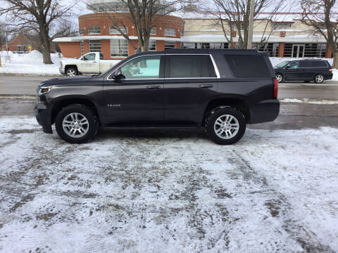 2015 Chevrolet Tahoe for sale at Mulder Auto Tire and Lube in Orange City IA