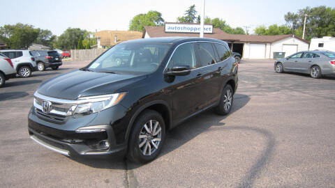2020 Honda Pilot for sale at Auto Shoppe in Mitchell SD