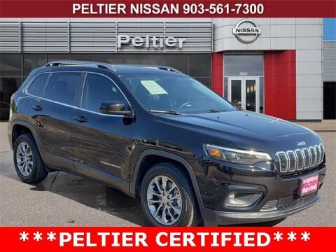2020 Jeep Cherokee for sale at TEX TYLER Autos Cars Trucks SUV Sales in Tyler TX