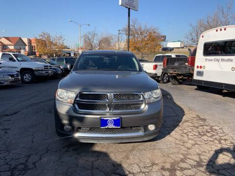 2011 Dodge Durango for sale at E H Motors LLC in Milwaukee WI