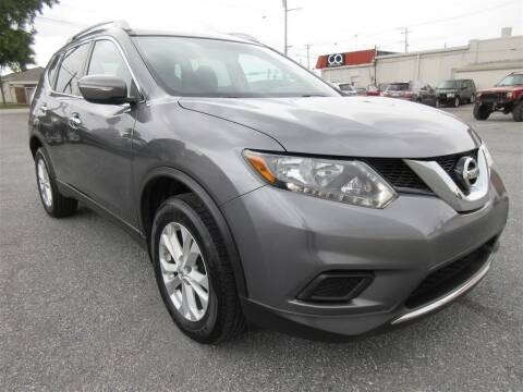 2014 Nissan Rogue for sale at Cam Automotive LLC in Lancaster PA