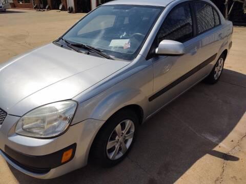 2009 Kia Rio for sale at 4 B CAR CORNER in Anadarko OK