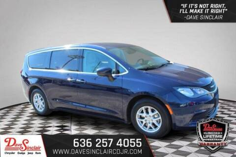 2017 Chrysler Pacifica for sale at Dave Sinclair Chrysler Dodge Jeep Ram in Pacific MO